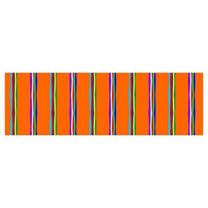"""Stoff """"Galgo-Paisley 70s stripes"""" (50cm x Druckbreite)"""