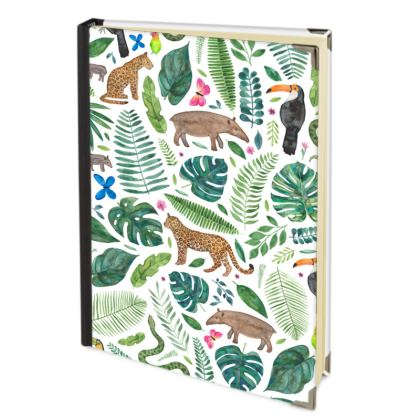 2018 Deluxe Diary Jungle Edition