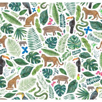 Jungle Cushions