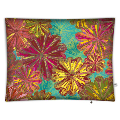 Poppytops Rectangular Floor Cushion
