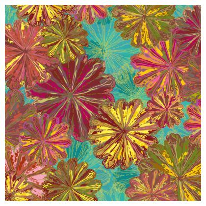 Poppytops Serving Platter