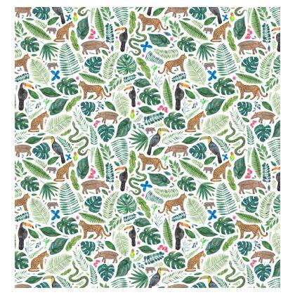 Jungle Skater Dress