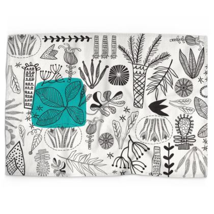 Botanics Tea Towel