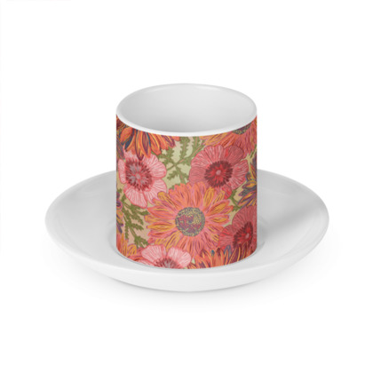 A Daisy Day (Summer Pink) Cup