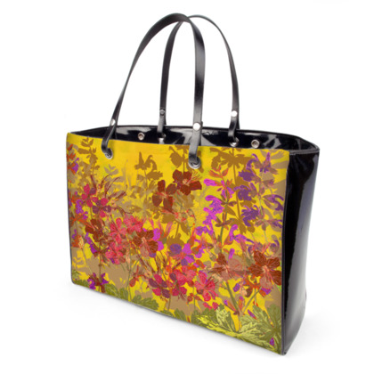 A Day in the Sun (Geraniums) Handbag
