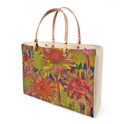 Sunflowers Handbag