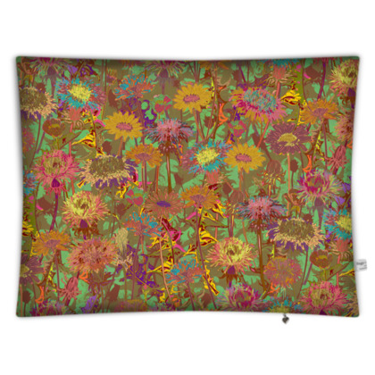 Dandelion Dawn Rectangular Floor Cushion