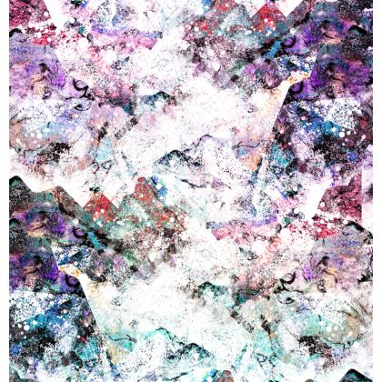Espadrilles - Mountains in the textures