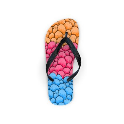Flip Flops - Cactus fruit