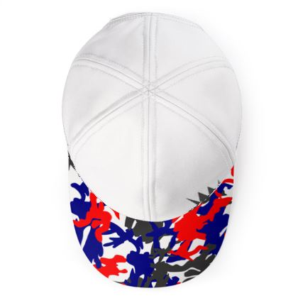 Designer Camo Classic Baseball Cap