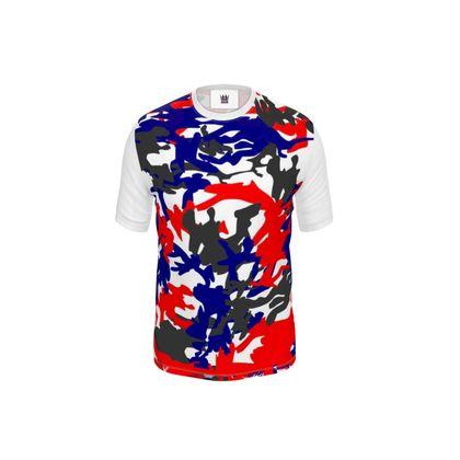 Designer Camo T-Shirt