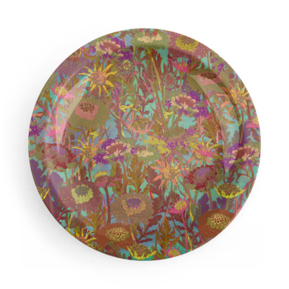 Wildflower Meadow Party Plate Set