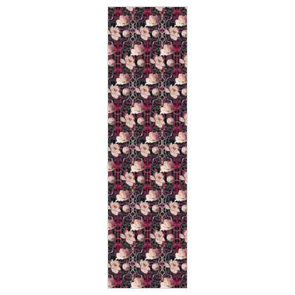 P O I S O N - I V Y: Crimson-  5m Printed Fabric
