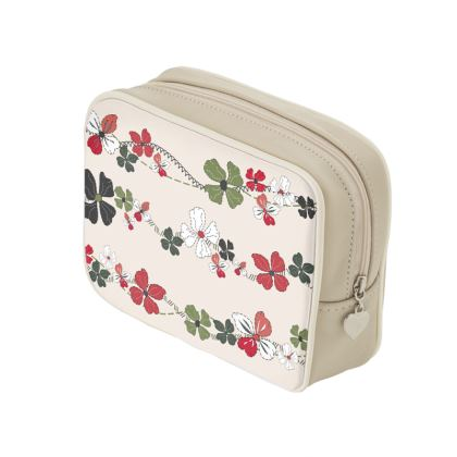 Make Up Bag - Oriental Garden