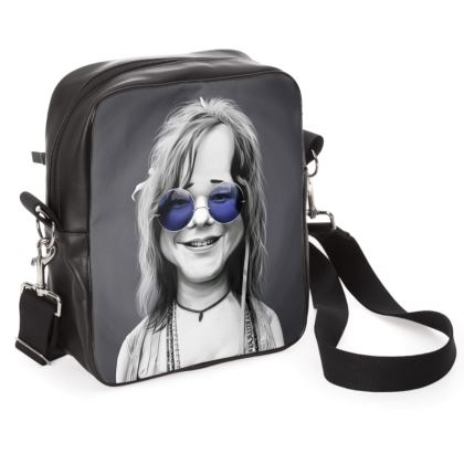 Janis Joplin Steampunk Shoulder Bag