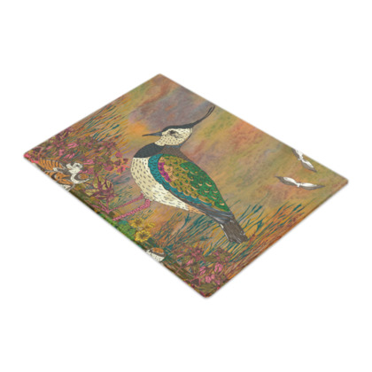 Lapwing Glass Chopping Board