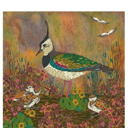 Lapwing Fabric Placemat