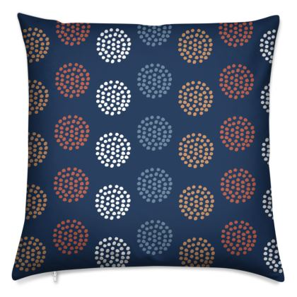 Cushion - Stonewashed Print