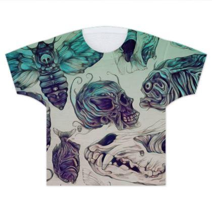 Bones and co Kids T Shirts