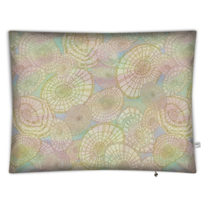 Limpet Waltz Rectangular Floor Cushion