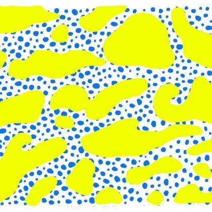 Glam clam print Cushion