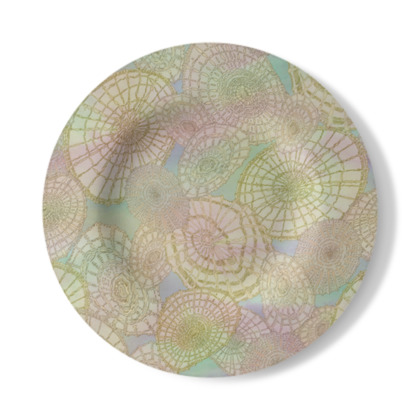 Limpet Waltz Decorative Plate