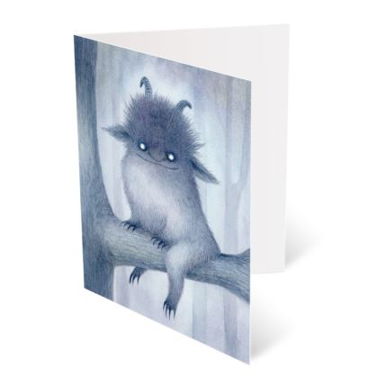 Strangehollow Greetings Card 8 Pack