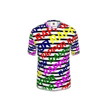 Designer Multi-Colour T-Shirt