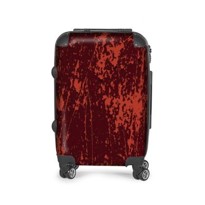 """Suitcase """"Orange"""""""