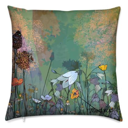 'Harebell' Scatter Cushion
