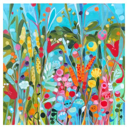 Espadrilles in Natalie Rymer Art design