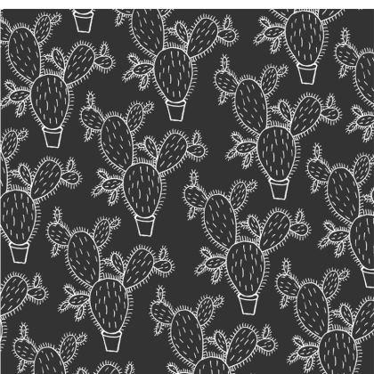 Socks - Cactus Pattern