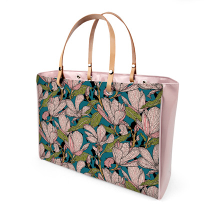 Magnificent Magnolias Handbag