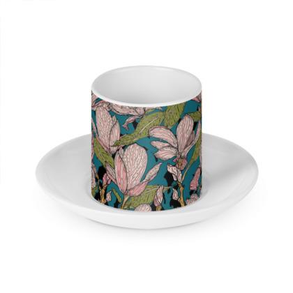 Magnificent Magnolias Cup
