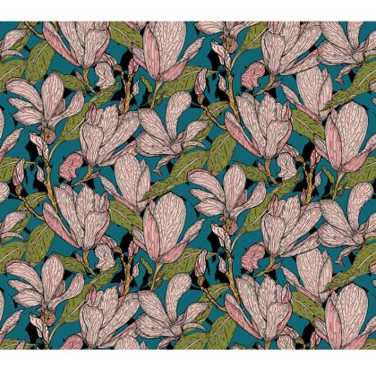 Magnificent Magnolias Fabric Placemat
