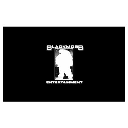 BlackMobb Zip Top Handbag