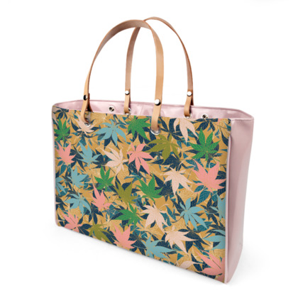 Maple Leaves Handbag