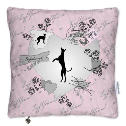 Kissen-Set Sighthound-Romantics
