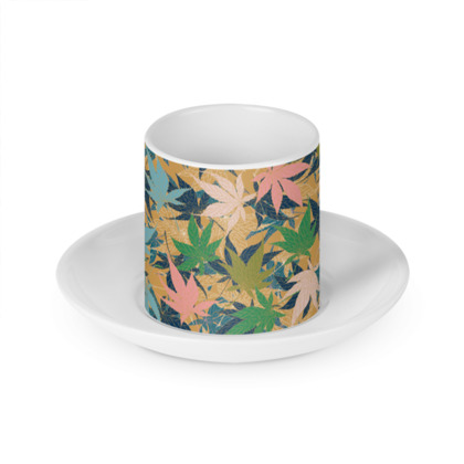 Maple Leaves Cup