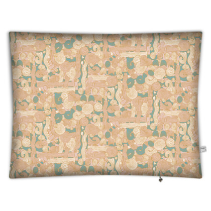 Zen Garden Rectangular Floor Cushion