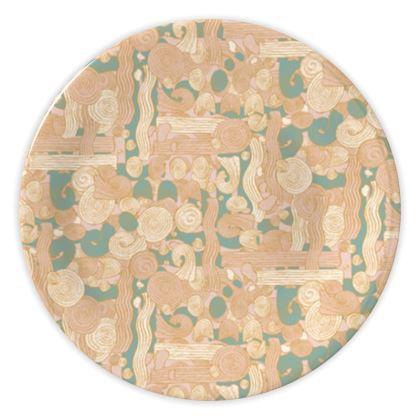 Zen Garden China Plates