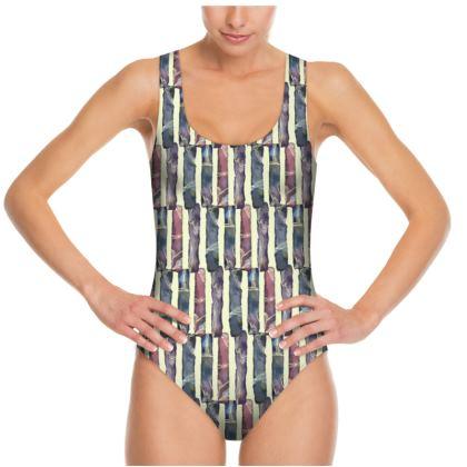 Cartouche swimsuit