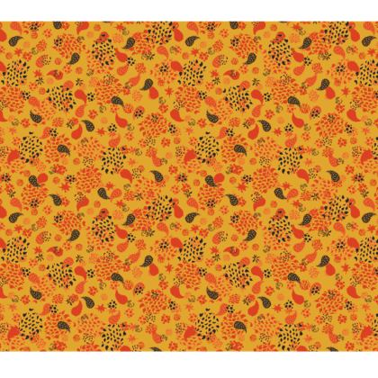 Ditsy Paisley Fabric Placemat