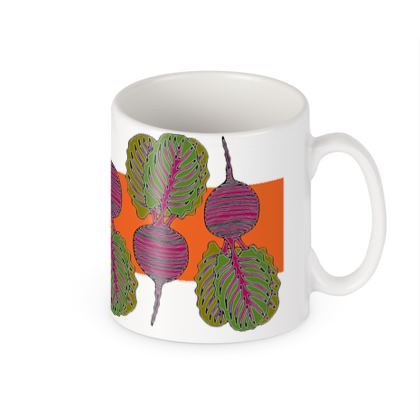 Beetroot Ceramic Mug