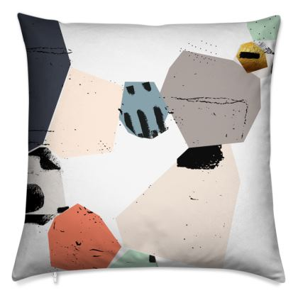 Quicksand Patterned Cushion
