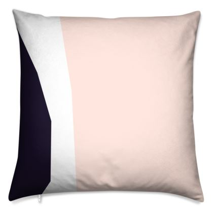 Strong Neutral Shapes Cushion