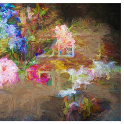 Painterly Posy Journal