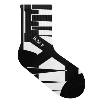 BlackMobb Entertainment Socks (B.M.E)