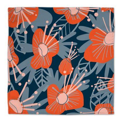 Azalea Flowers Napkins