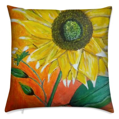 Sunflower Cushions